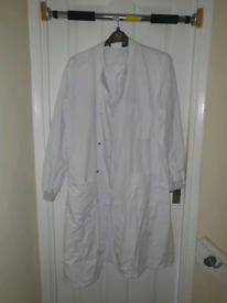 Used, Lab coat for sale  Alton, Hampshire