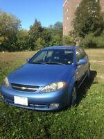 2006 Chevrolet Optra LT Hatchback