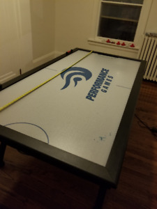 Air Hockey Table - A perfect holiday gift!