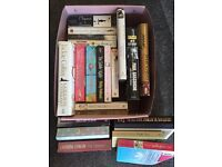 Assorted books - 21 in total!!!