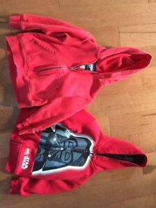 Two boys hoodies fit like size 5 Kingston Kingston Area image 1