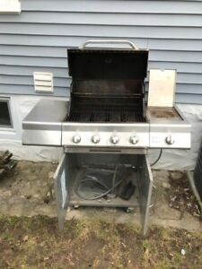Master Forge Gas BBQ