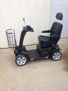 2011 Pride Mobility Scooter hardly used