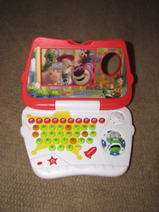 Disney's Toy Story 3 - Buzz & Friends Learning Laptop