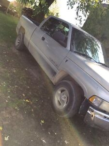 Truck for sale or trade for atv