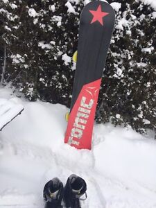 Atomic snowboard Stratford Kitchener Area image 1
