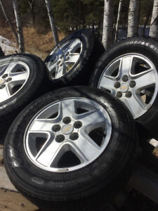 Auto Parts and Tires