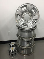 2010 Chevrolet Silverado 2500 OEM wheel set