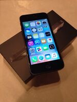 iPhone 5-16GB with Box, case and charger. Downtown meet only