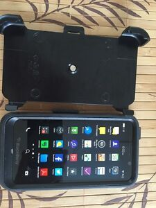 Blackberry Z30 with Otterbox