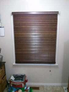 Wooden Blinds (4) - originally bought from Covers