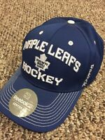 Toronto Maple Leafs Reebok Locker Room Flex Fit Hat - NEW