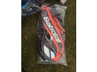 Brand new babolat tennis bags, multiple colours