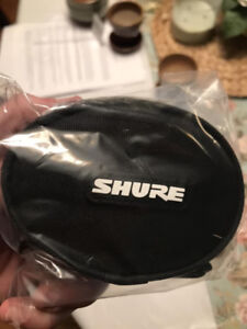 Shure 215 In Ear Monitors NEVER OPENED