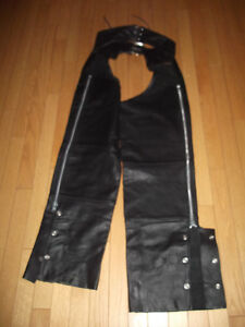 Harley Davidson Men's Leather Chaps