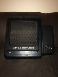 2010-13 Mazdaspeed 3 inter cooler cover