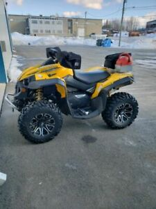 2008 Can-Am Renegade 800R