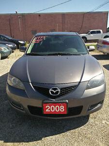 2008 Mazda Mazda3 Sedan London Ontario image 2