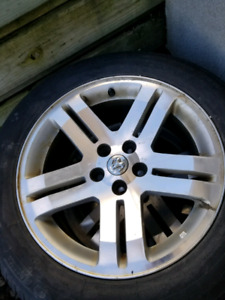 Dodge Charger SXT rims