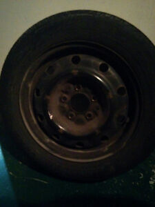 15 inch acura rims Kitchener / Waterloo Kitchener Area image 1