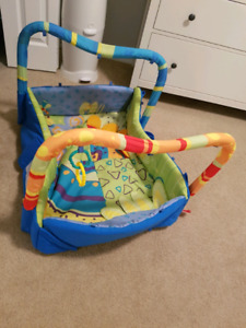Baby p play mat with sides