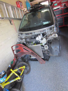 2009 Smart Fortwo Passion Hatchback FOR PARTS