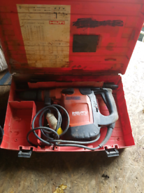 Spares repairs hilti drill and polisher