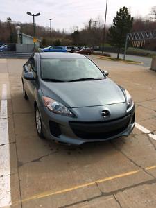 2012 Mazda 3 gs skyactive