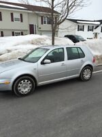 2007 golf (great condition)
