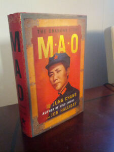 THE UNKNOWN STORY  MAO (Hard cover)