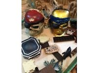 Large Collection of MegaBloks Pirates of the Caribbean figures