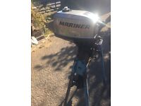 Mariner 4hp outboard motor