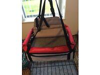 Dog car seat / bed