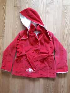 Size 6 Red Spring/Fall Jacket