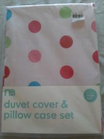 Brand new girls bedding sets