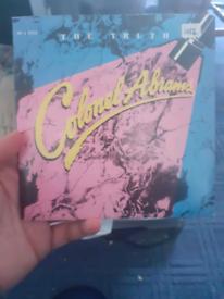 """Colonel Abrams The Truth 7"""" 45RPM vinyl single"""