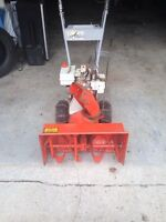 Ariens 5hp snowblower