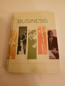 Business Textbook (George Brown College) - $20