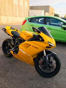 Ducati 1098 Termignoni low km $8,700