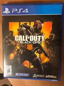PS4 - Call of Duty Black Ops