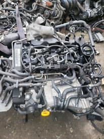 Skoda octavia mk3 leon golf a3 1.6 tdi engine CLH engine 67k 13-17