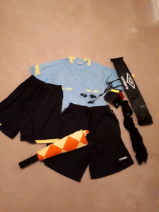 Soccer reffing gear - youth large