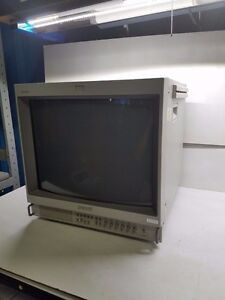 Wanted PVM BVM Professional Video Monitor TV