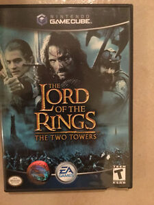Game Cube - Lord Of The Rings - The Two Towers Windsor Region Ontario image 1