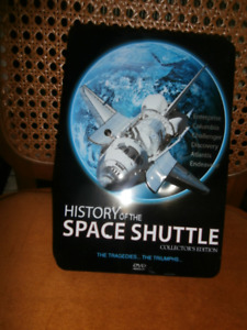History Of The Space Shuttle DVD set