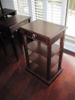 Bombay Company Night Stands Coffee Table Nesting Table