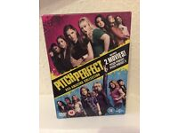 Pitch Perfect and Pitch Perfect 2 DVDs