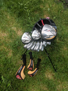 Taylormade R7 Right Hand Golf Club Set
