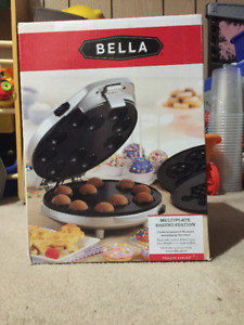 Bella Multiplate Baking Station (not used)