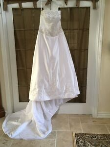 Never Worn and Not Altered Wedding Dress
